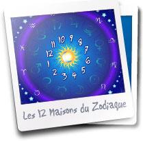 Les maisons en astrologie de votre signe for Astrologie maison 3